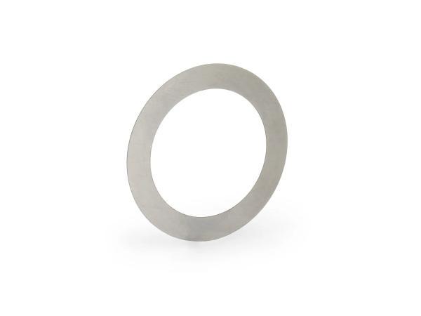 Ausgleichsscheibe zum Rillenkugellager 6302 (15x42x13)  -  DIN 988-ST 30x42x0,3 mm  - Soemtron-Motor - Kurbelwelle