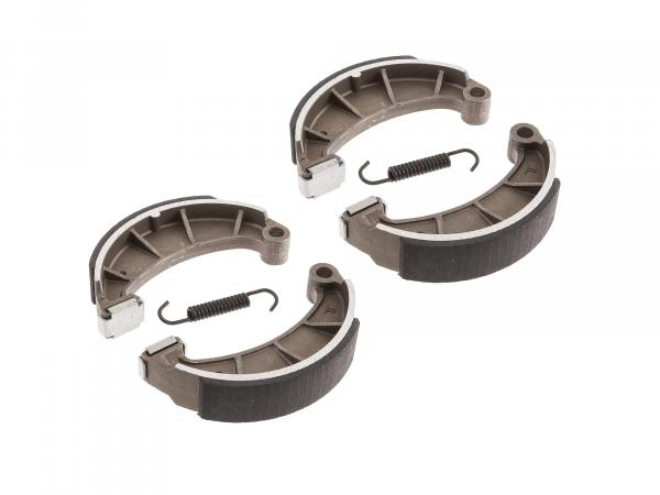 Set: 4 brake shoes in set