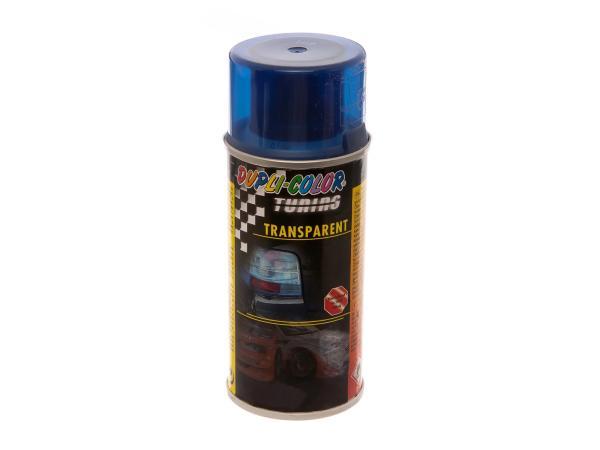 Dupli-Color Transparent Spray, blue - 150ml