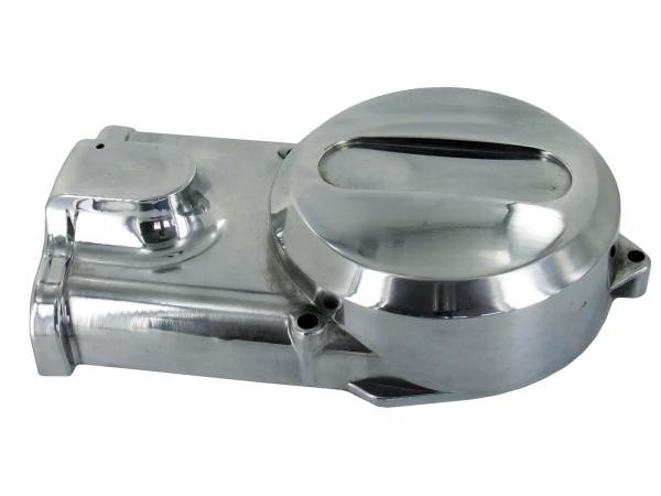 Lichtmaschinendeckel Alu-hochglanzpoliert ohne Schriftzug - Simson S51, S53, S70, S83, SR50, SR80, KR51/2
