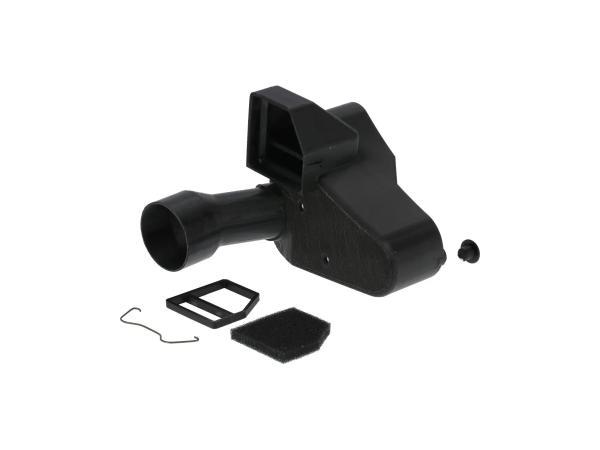 10070411 Luftfilterkasten Tuning, 3D-Druck - für Simson KR51/1 Schwalbe - Bild 1