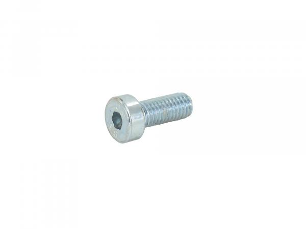 Hexagon socket head cap screw, low head M5x16 - DIN7984