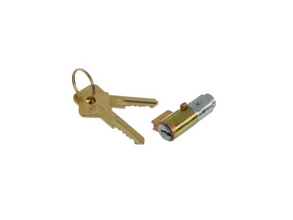 Handlebar lock Ø12/9mm - for Simson SR4-1 Spatz, SR4-2 Star, SR4-3 Sperber, SR4-4 Habicht