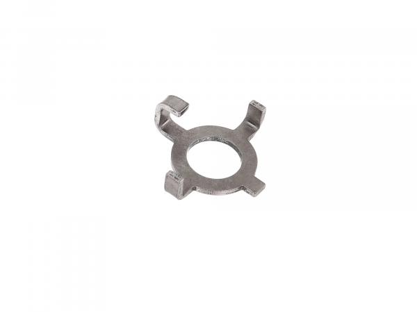 Locking plate for engine - for Simson S50, KR51/1 Schwalbe, SR4-2 Star, SR4-3 Sperber, SR4-4 Habicht, Duo 4/1